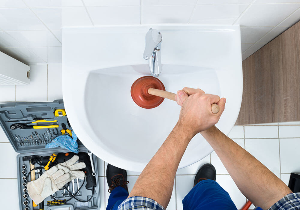 Superior Plumbing and Drains Unclogging Drain