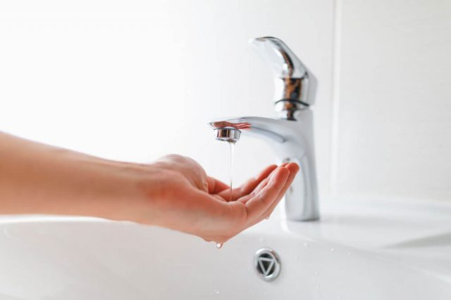 Common Reasons for Low Water Pressure